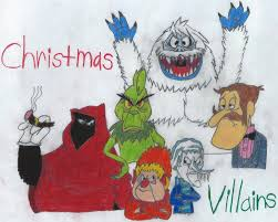 Christmas Villains