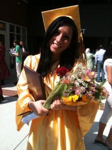 Kari Diviney Graduation
