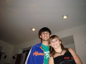 Ryan and Kaitlyn (15 years old).