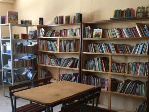 HA new library