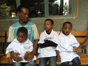 SN kids in Asella