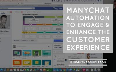 ManyChat Automation To Engage & Enhance The Customer Experience