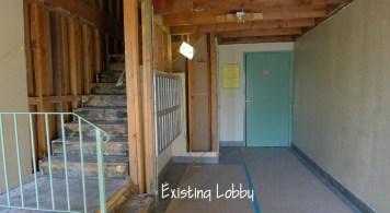 Existing Lobby