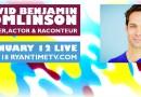Jan 12: David Benjamin Tomlinson