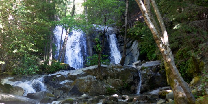 Exploring Whiskeytown: Brandy Creek Falls