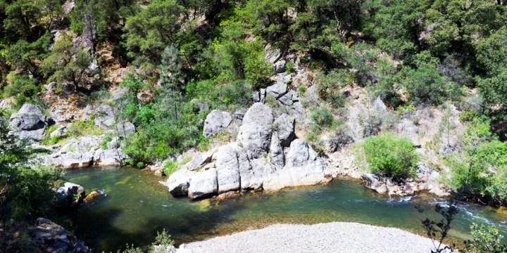 Exploring Whiskeytown: Guardian Rock Trail