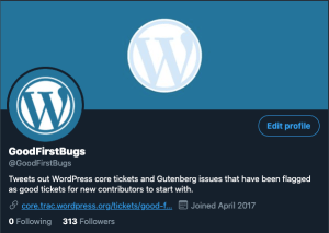 Read more about the article @GoodFirstBugs bot is back!