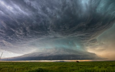 Montana Storm Chase – Mountains, Prairies and Supercells,