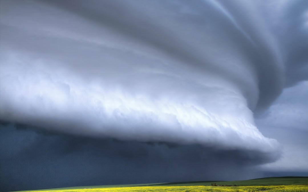 Canadian Prairie Storms