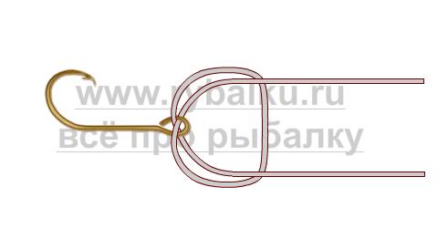 Балық аулау Түйіндер - мысықтың Paw суретіне қалай байланыстыру керек