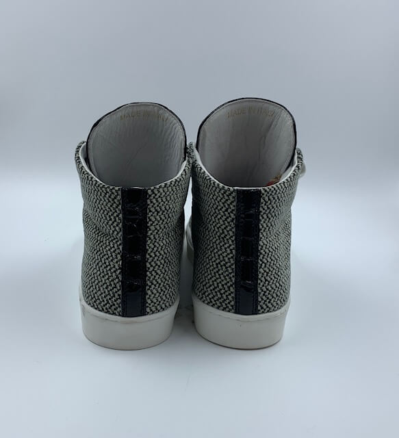 Piedipull & Shining Coco leather RYC & RICH-YCLED Handmade Shoes From Italy