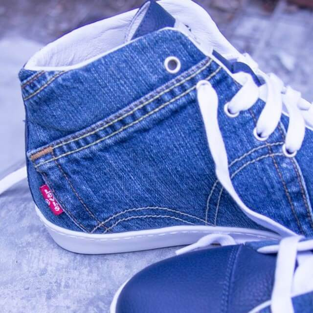 Upcycling RYC & RICH-YCLED Handmade Shoes From Italy