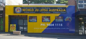 World Ju-Jitsu Federation Headquarters and Family Fitness and Self Defence Academy