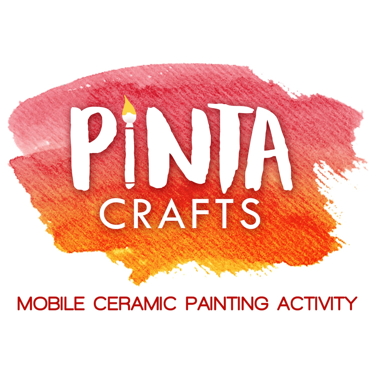 Pinta Crafts - Mobile Ceramic Painting Activity