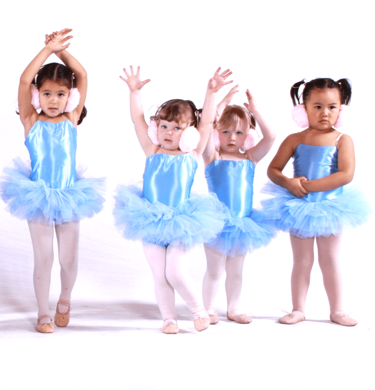 Fostering an Early Love of Dance at Rhapsody Studios