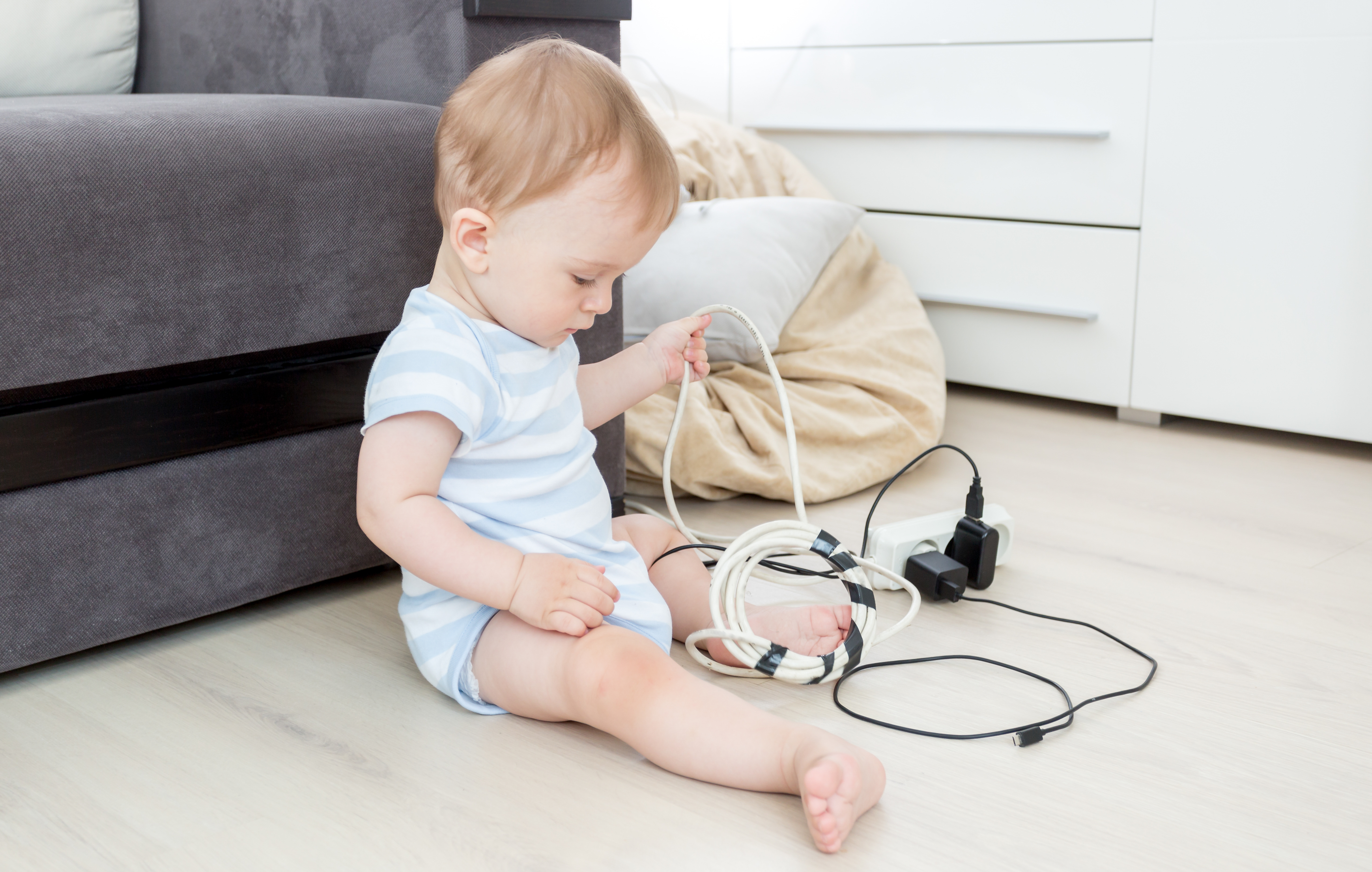 Electrical Safety for Parents of Young Kids