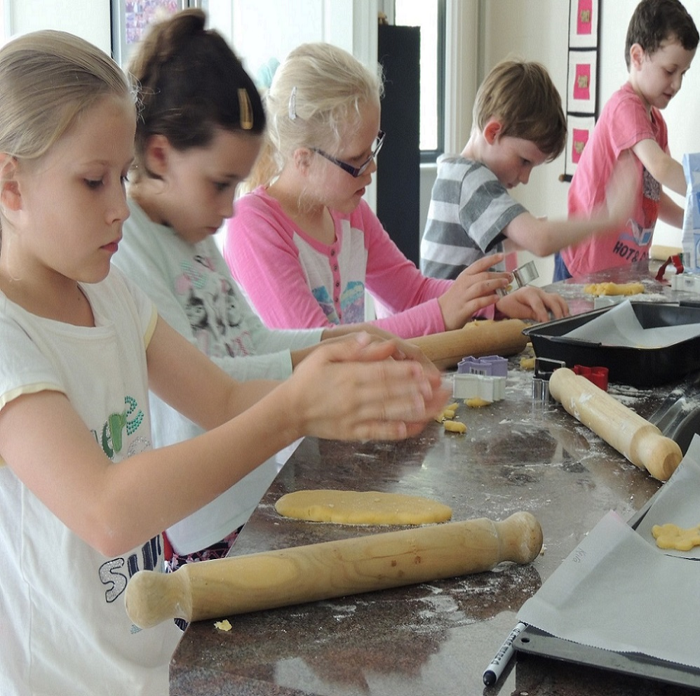 Cooking Around the World Camp -December/January School Holidays
