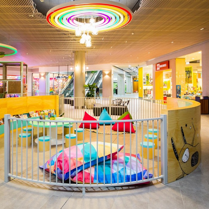 10 Shopping Centres with Free Play Areas