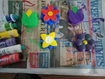 BunningsPaint&Flowers