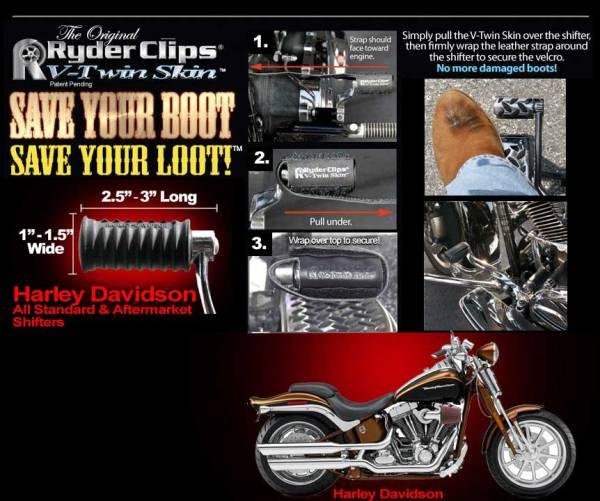 V-Twin Skin Harley