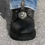 Skull shield laced