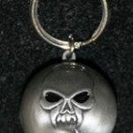 Wicked skull ball