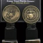 stirrup marine corps bronze