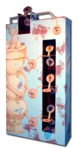 drrichards-2-fire-60x36x11-acrylic-plaster-wood-bottlecaps