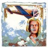 plane-n-woman