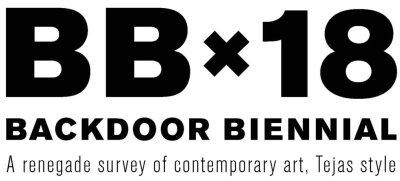 Backdoor Biennial 2018