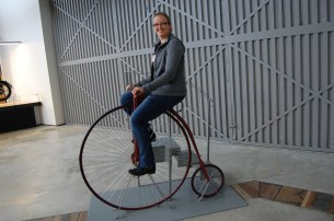 My new track bike?