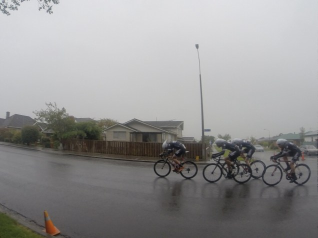 Tour of Southland prologue 2014