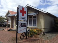 Red Cross training centre