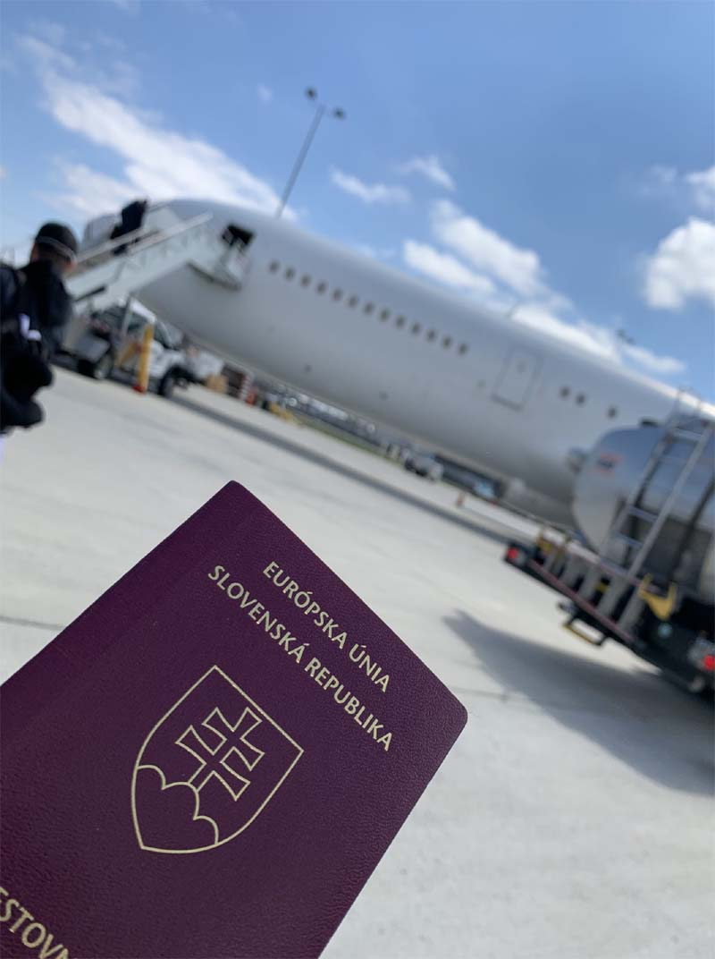 Naše lietadlo