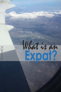 "Expat is the shortened term for Expatriate. Wikipedia says that word comes from the combined prefix and noun Latin terms ex which means ""out of"" and patria which means ""country, fatherland.) It is the label given to a person who voluntarily left their home country to live and/or work somewhere else for some period of time."