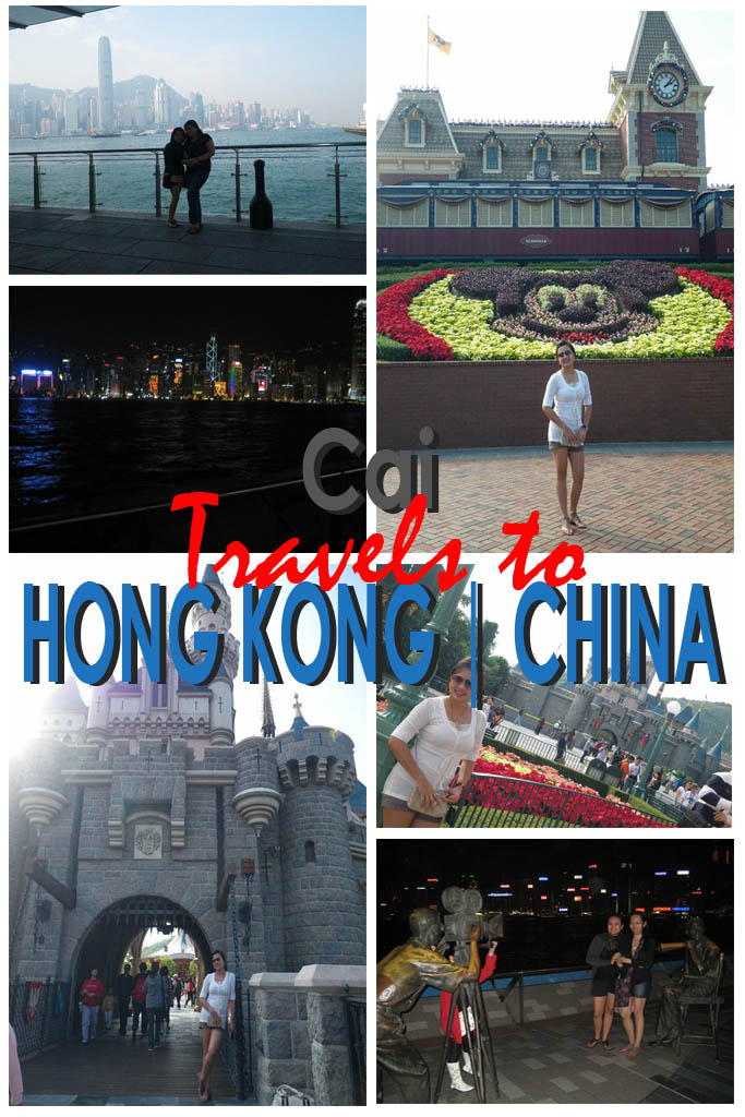 An Impromptu Trip with Colleagues | Cai Travels to Hong Kong, China
