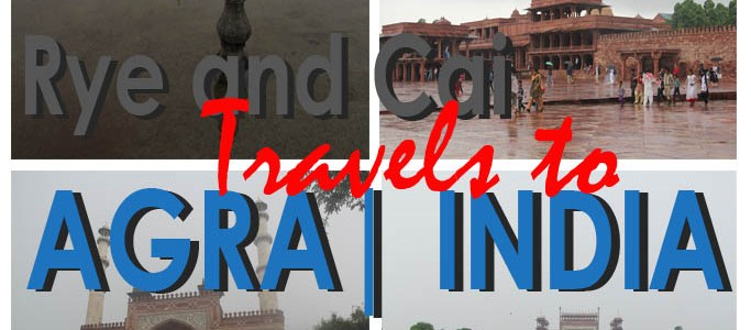 No Wonder It's One of the New Wonders of the World | Rye and Cai Travels to Agra, India