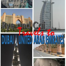 An Arabian Metropolis We Visited Not Once but Thrice So Far | Rye and Cai Travels to Dubai, U.A.E.