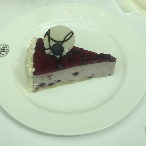 TWG - Food - Cheesecake