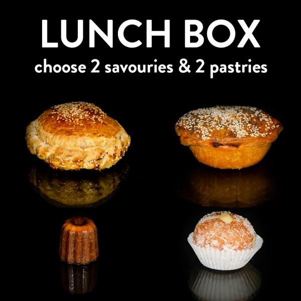 Lunch Box Rye & Dough