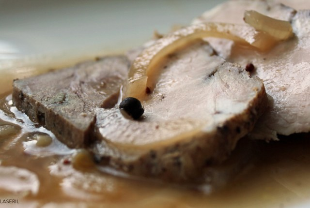 Braised Roast Pork - ryeandginger.ca