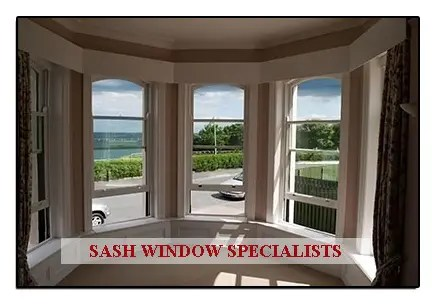 Sash Windows double-glazed by Ryedale Joinery in North Yorkshire.