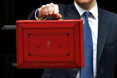 The Chancellor is picked for his malleability, expendability, and briefcase brandishing capabilities
