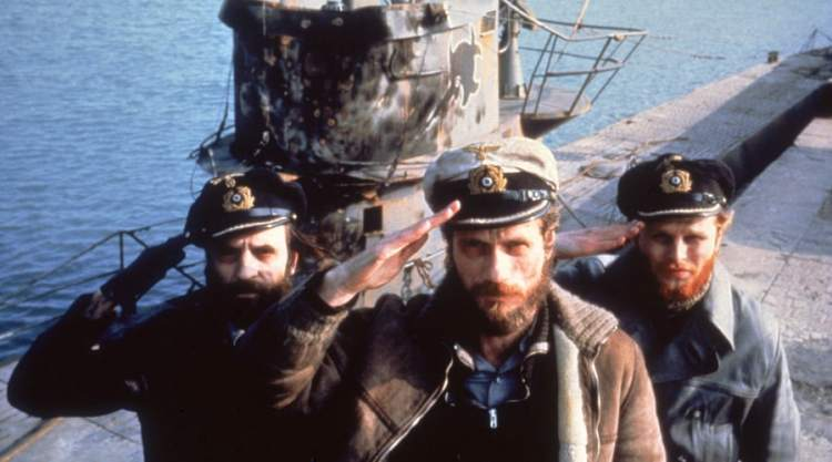 Down with subs Cast/Crew of Das Boot