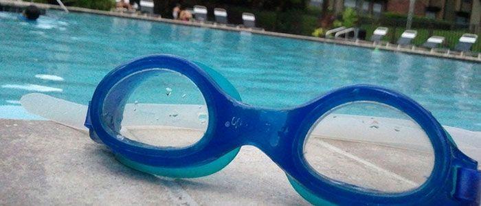 svømmebriller dugger duggede dykkerbriller