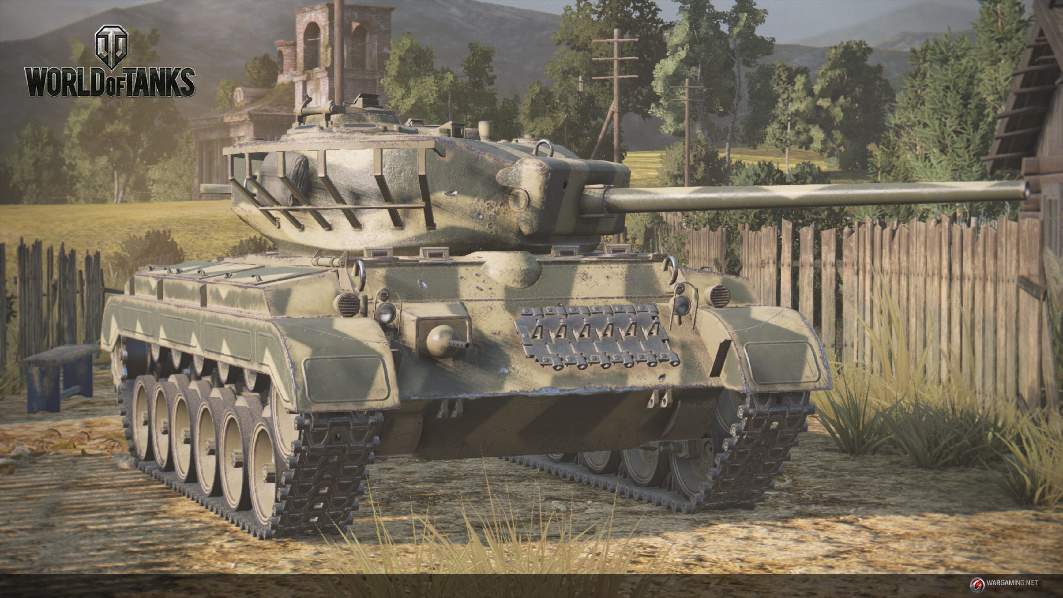 Console WoT Cool Official Skins The Armored Patrol