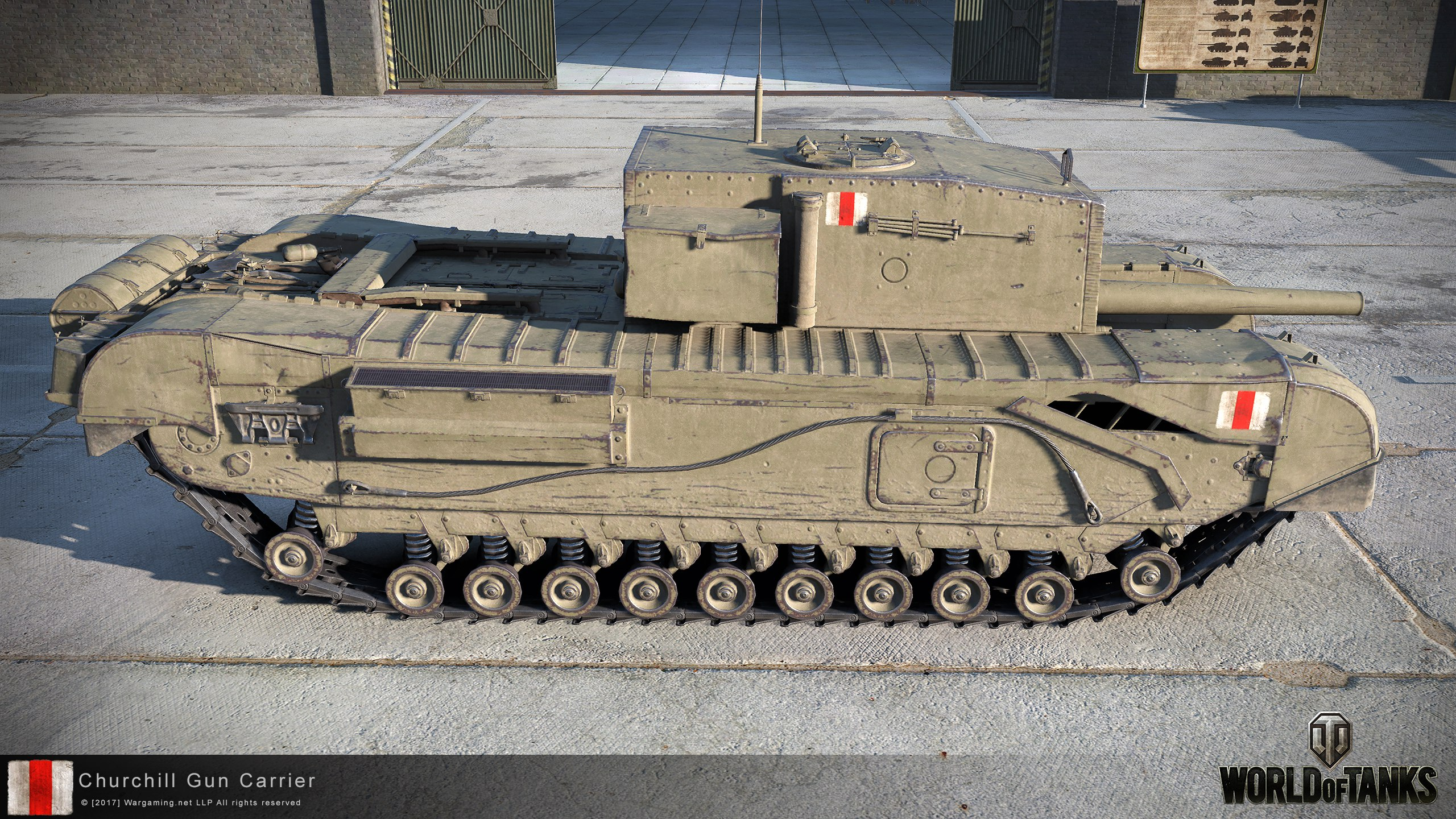 Mouse over The AC 1 Sentinel is a Tier IV premium medium tank.
