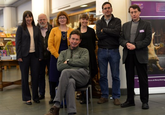 Members of the Modern Literary Archives Programme Steering Group