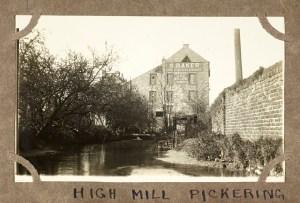 High Mill Pickering, R103625.34, No. 1