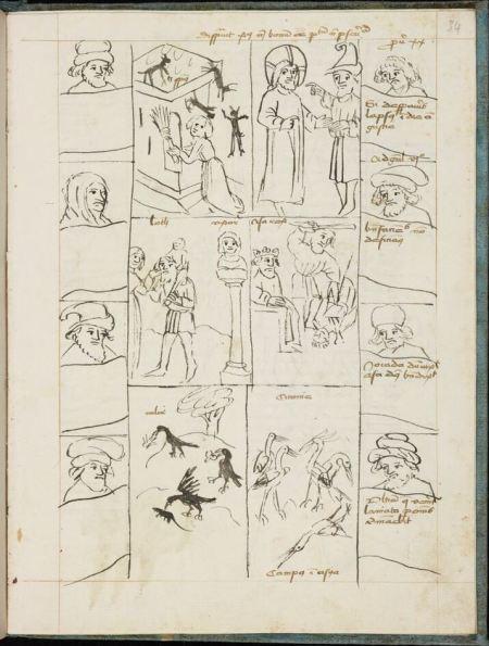 Latin MS 69 fol 34r full page